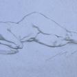 Izabella – 30cm x 42cm pencil on paper